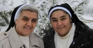 Nuns abducted by ISIS